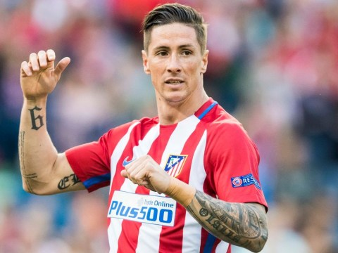 Fernando Torres rejects Queretaro transfer to remain with Atletico Madrid