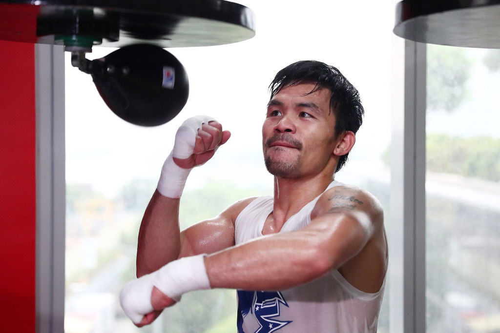 Manny Pacquiao vs Jeff Horn UK time, TV channel, undercard and odds