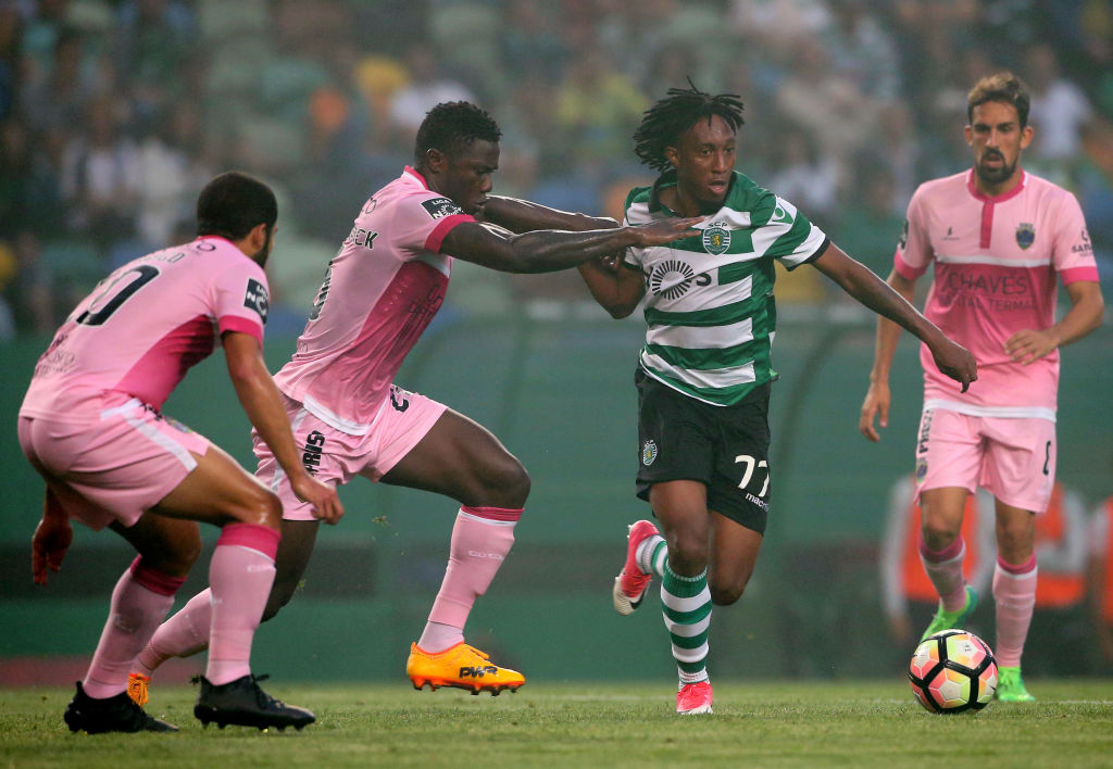 Liverpool open negotiations with Sporting Lisbon over Gelson Martins transfer