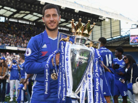 Chelsea can't let Eden Hazard seal Real Madrid transfer, says Ray Wilkins
