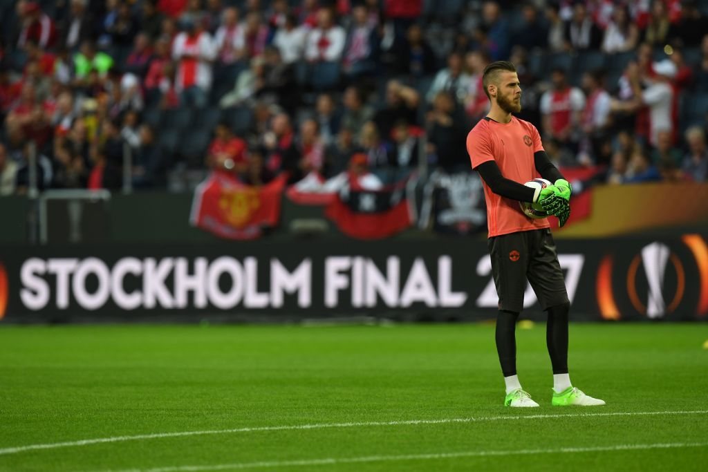 Manchester United slap £80 million price tag on David de Gea amid transfer rumours