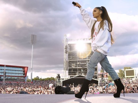 Ariana Grande's One Love Manchester concert raises over £2million for terror victims' families