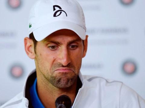 John McEnroe slams Novak Djokovic for lack of fight shown against Dominic Thiem
