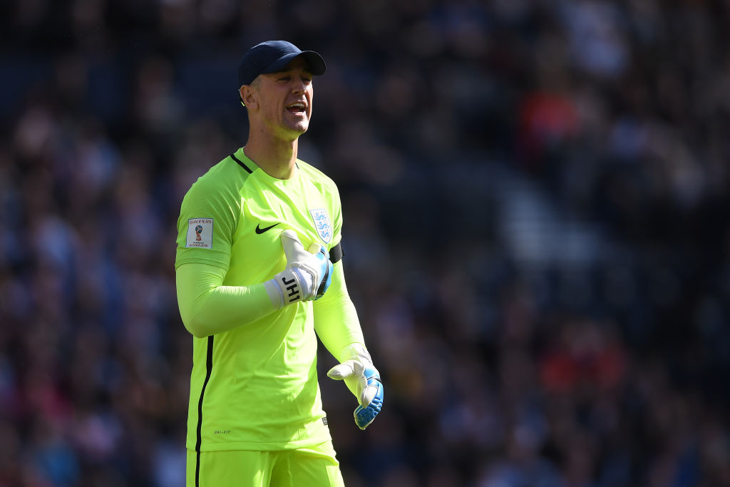 Joe Hart admits he hasn't had a single offer to leave Manchester City