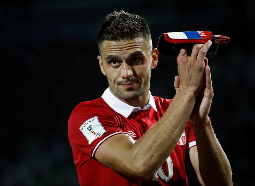 Dusan Tadic admits 'sometimes players leave' amid Liverpool transfer speculation