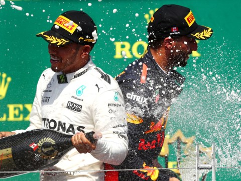 Azerbaijan Grand Prix 2017 UK start time, date, TV channel, schedule and odds