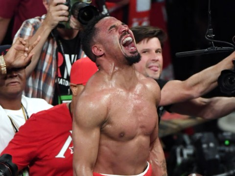 Andre Ward retains IBF, WBA and WBO light heavyweight titles by stopping Sergey Kovalev