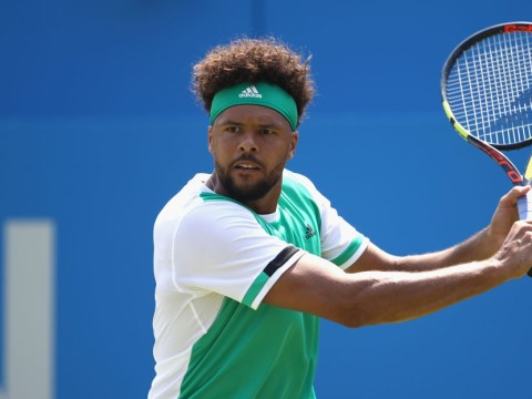 Jo-Wilfried Tsonga picks out the four players who could spring a shock at Wimbledon