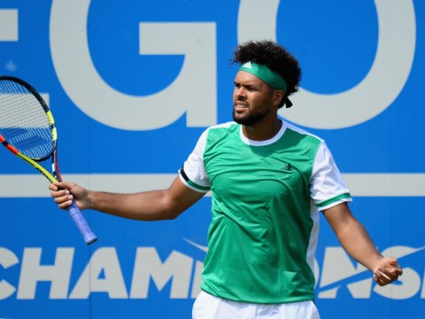 Jo-Wilfried Tsonga still expects Roger Federer, Novak Djokovic, Rafael Nadal or Andy Murray to win Wimbledon