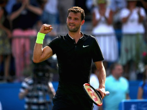 With 'Baby Fed' tag ditched, Grigor Dimitrov finds own path with Andy Murray's former coach Dani Vallverdu