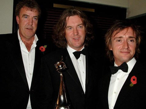 Jeremy Clarkson and James May thought Richard Hammond 'had died' in the Switzerland crash