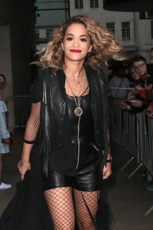 Rita Ora reveals secret fishing hobby helps her relax | Metro News