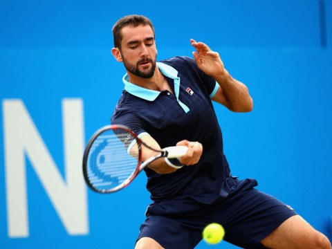 2012 champion Marin Cilic downs Gilles Muller to reach third Queen's final