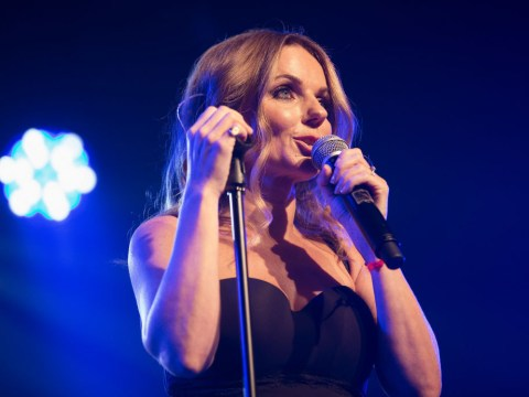Geri Horner's tribute single for George Michael fails to make the Official Top 40 Singles Chart