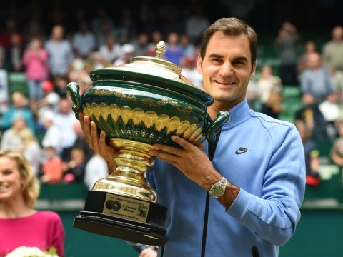 Roger Federer reflects on 'difficult year' after winning ninth Halle title in build-up to Wimbledon