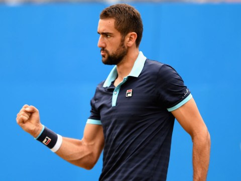 Marin Cilic aiming to follow idol Goran Ivanisevic's path at Wimbledon
