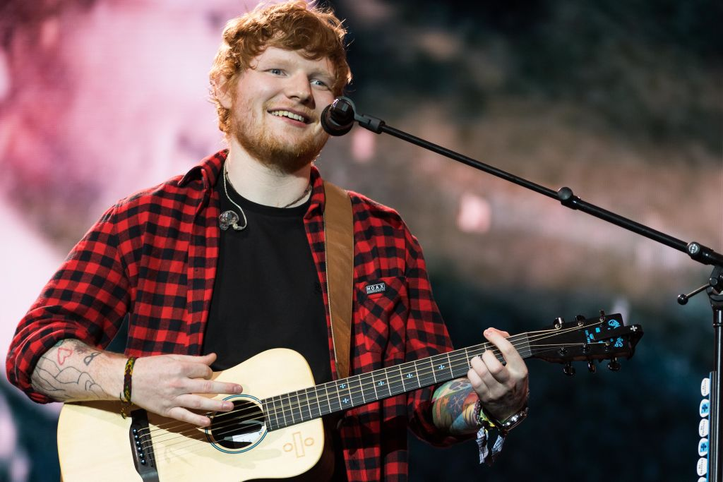 New Official Singles Chart rules to be introduced which could be bad news for Ed Sheeran