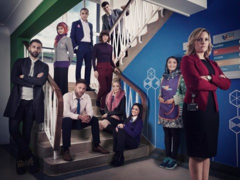 New Channel 4 drama Ackley Bridge comes under fire as 'Lidl Version of Waterloo Road'
