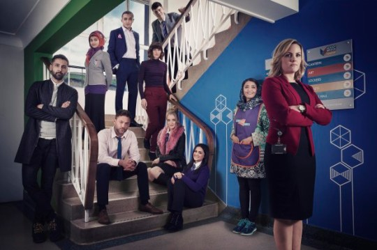 New Channel 4 drama Ackley Bridge gets compared to Waterloo