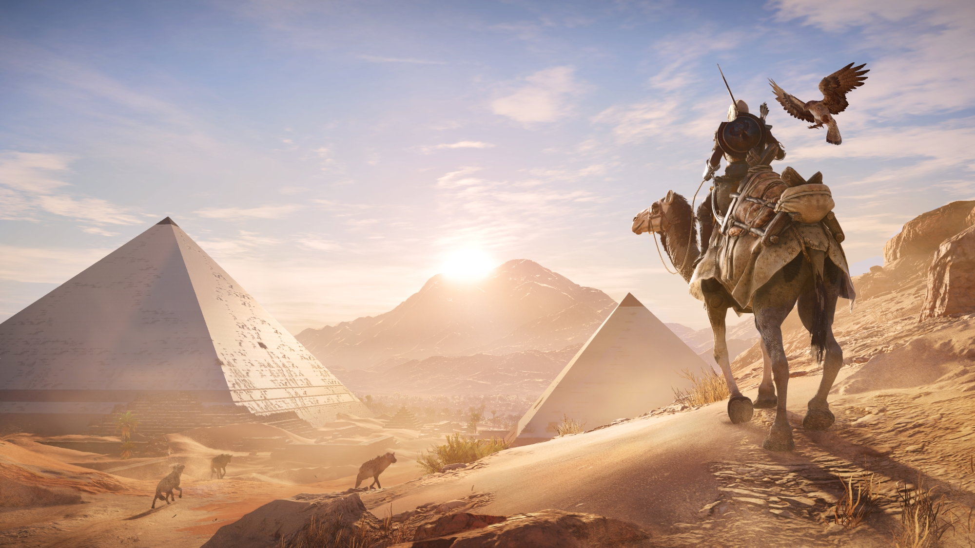Assassin's Creed Origins - a year can only make so much difference