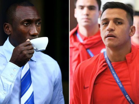Jimmy Floyd Hasselbaink instructs Arsenal players to 'stimulate' Alexis Sanchez amid exit rumours