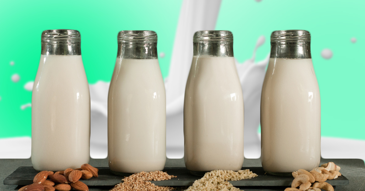 Just how healthy is your nut milk really?