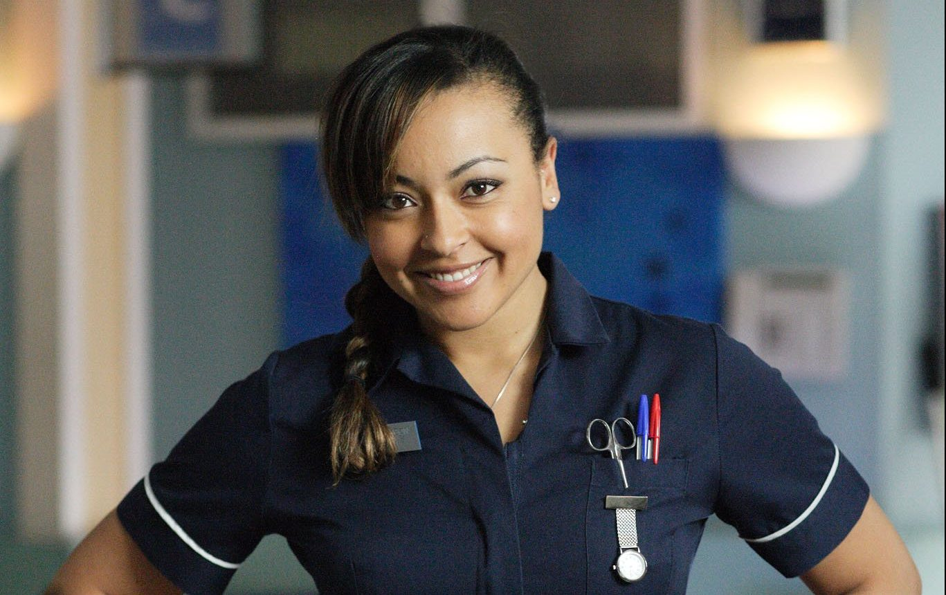 Jaye Jacobs talks about her Holby City return and why Donna gets on the wrong side of Fletch