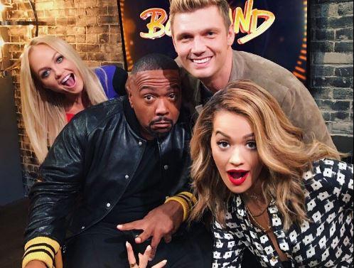 Rita Ora joins Emma Bunton, Nick Carter and Timbaland for new talent show Boy Band