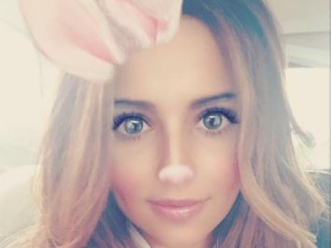 Cheryl posts first picture of herself since giving birth as she celebrates her 34th birthday