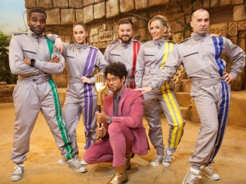 Crystal Maze: Watch two new clips from Richard Ayoade's reboot
