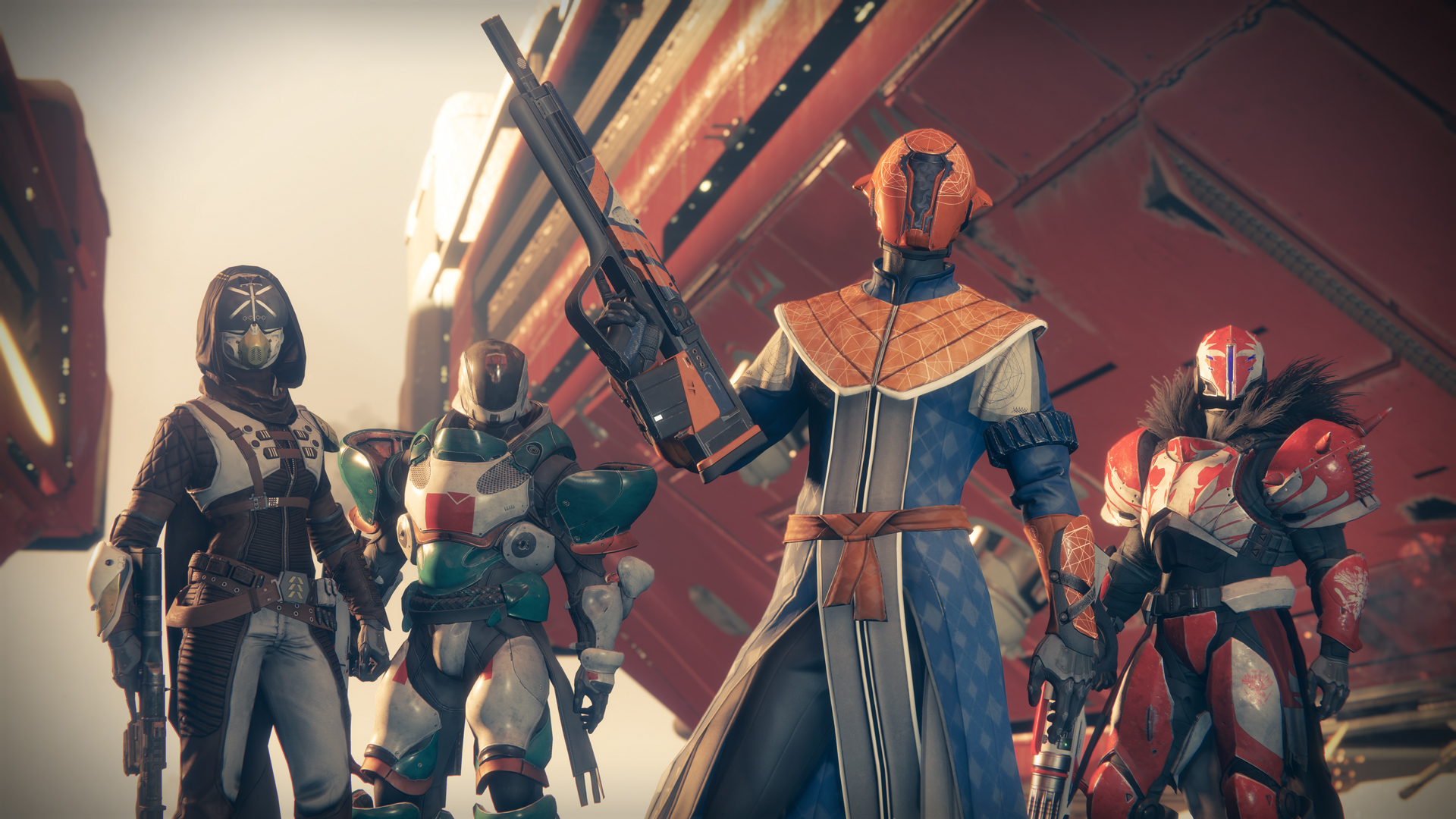 Destiny 2 hands-on preview and interview – 'This is something that people really have a deep connection to'