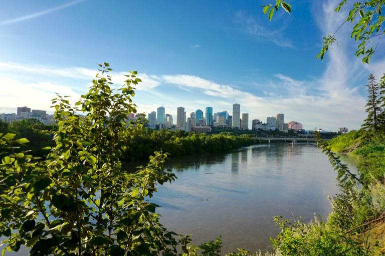 Edmonton, Canada (Picture: Chloe Gunning)