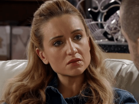 Coronation Street star Catherine Tyldesley denies claim that she plans to quit as Eva Price