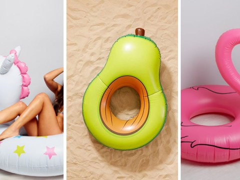 12 beautifully bizarre pool floats for every budget