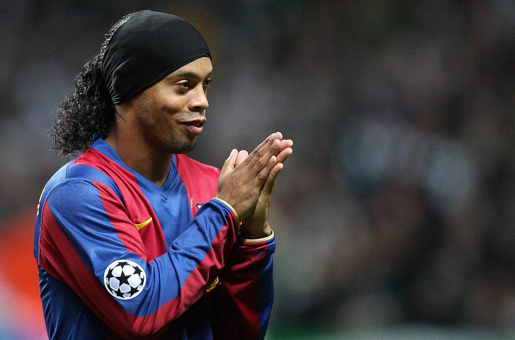 Ronaldinho tells Neymar to follow his heart as Barcelona exit rumours persist