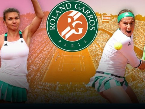 French Open final as it happened: Jelena Ostapenko stuns Simona Halep