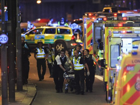 Fifteen people still in critical condition after London Bridge attack