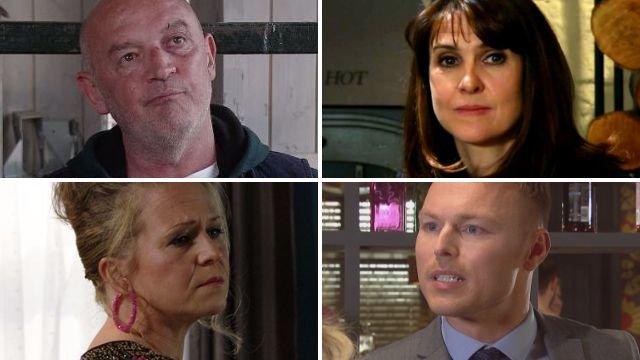 25 soap spoilers: Phelan and Emma caught in Corrie and Emmerdale, 4 EastEnders return, Hollyoaks horror, Casualty clash