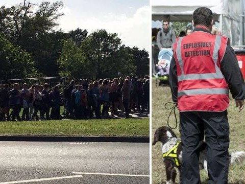 Isle Of Wight festival security queues give a glimpse at how bad Glastonbury will be, but it's a really good thing