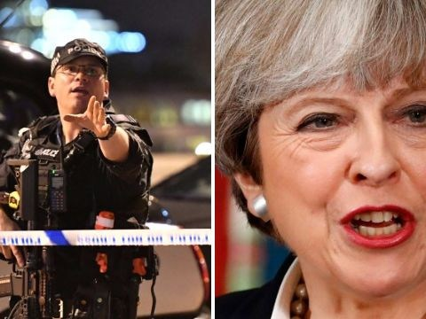 Theresa May defends 'shoot to kill policy' used by police at London Bridge