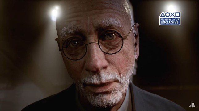 The Inpatient - Until Dawn gets an origin story in VR