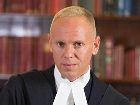 Judge Rinder on Crime Stories, becoming a TV personality and why he won't ever appear on Big Brother