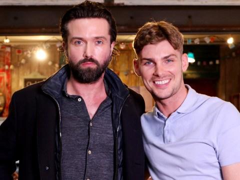 Stendan reunited as Kieron Richardson and Emmett J Scanlon lead Hollyoaks: Pride documentary