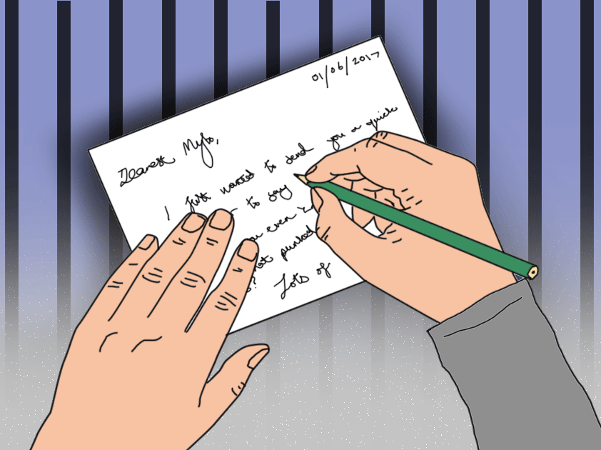 Letters to prison: Why prisoners have pen pals and who writes to them
