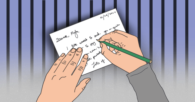 Why prisoners have pen pals and who writes to them | Metro News
