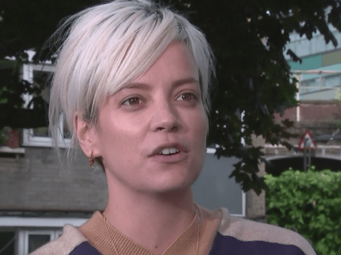 Lily Allen on why she is 'politicising' the Grenfell Tower fire after fans praise Channel 4 news appearance