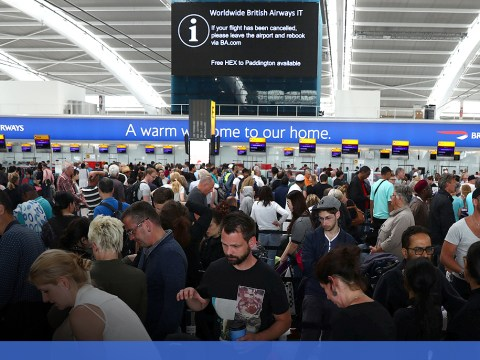 BA's £150,000,000 outage was caused by someone turning computers on and off too quickly