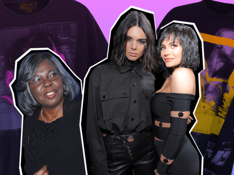 Biggie's mum Voletta Wallace drags Kendall and Kylie Jenner for using her son's photos for their own gain
