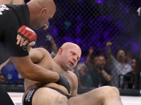 Fedor Emelianenko lost at Bellator NYC because he 'can't use steroids', says UFC champion Michael Bisping