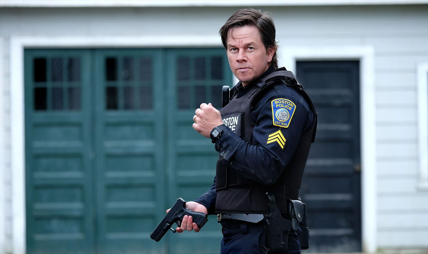 Mark Wahlberg reveals why only he could bring the Boston Marathon bombing to the big screen